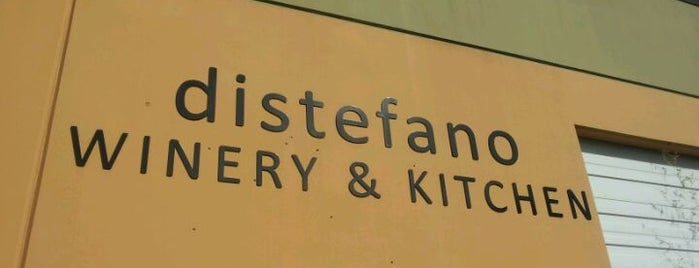 DiStefano Winery is one of Woodinville Wineries.