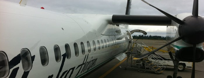 Seattle-Tacoma International Airport (SEA) is one of Seattle.