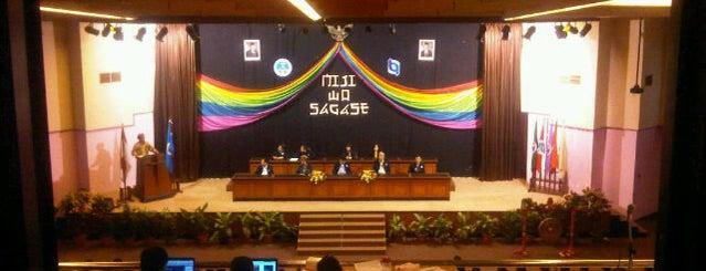 Auditorium Universitas Kristen Petra is one of a.