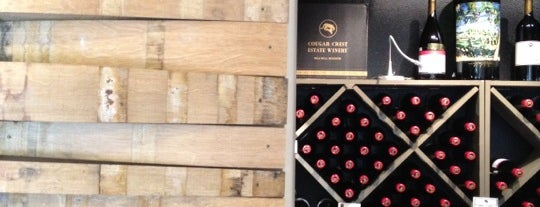 Cougar Crest Winery is one of Woodinville Wineries.