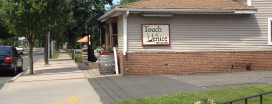 Touch of Venice Restaurant is one of Kev & Ang's North Fork Wedding Weekend.
