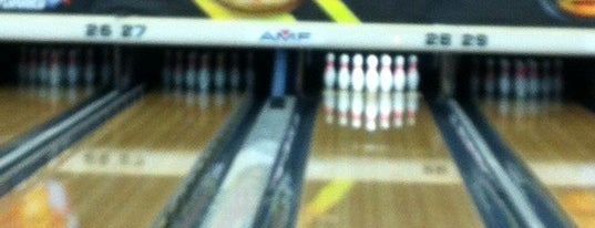 AMF Florida Lanes is one of Things to do in Tampa Bay.