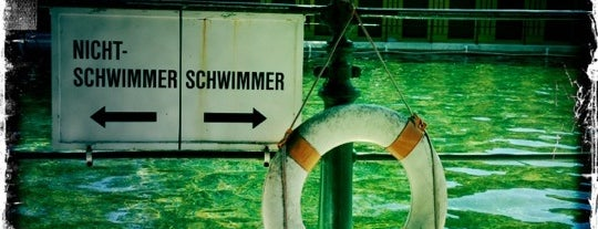 Fischauer Thermalbad is one of das schwimmwasser.