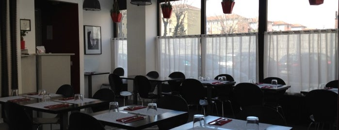 Ristorante Kitchen is one of i posti di Nat - mangiare a Milano.