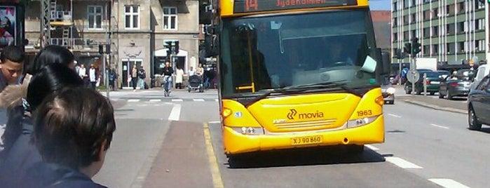 Bus 14 (Ny Ellebjerg st. - Ryparken) is one of Lokale buslinjer i Hovedstadsområdet.
