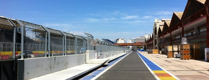 Circuit de Valencia is one of Guide to Valencia's best spots.