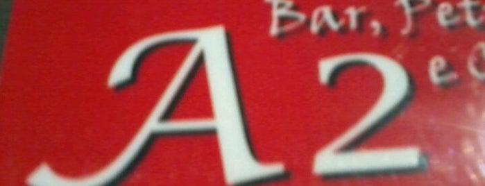 A2 is one of Centro - Ribeirão Preto.