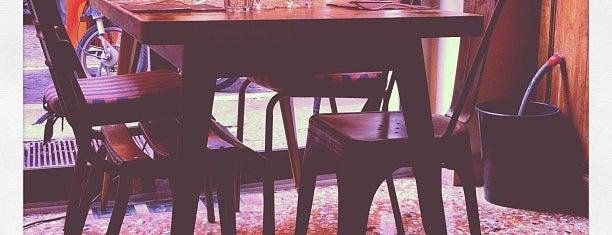 Zoc is one of ristoranti Roma.