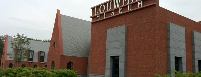 Louwman Museum - Nationaal Automobiel Museum is one of Lista María Amsterdam.