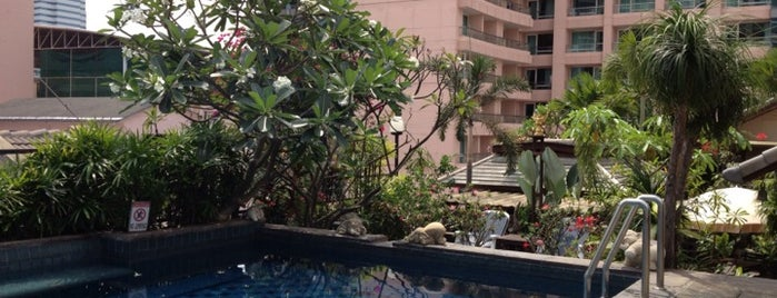The Siam Heritage Hotel Bangkok is one of Getaway   Hotel.