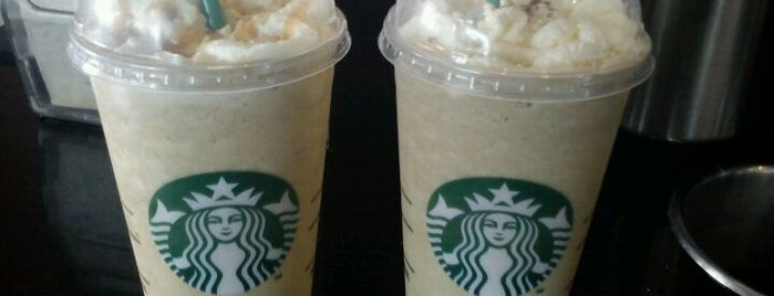 Starbucks is one of Café.