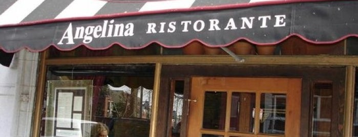 Angelina Ristorante is one of Chicago Restaurant To-Do List.