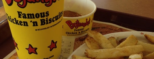 Bojangles' Famous Chicken 'n Biscuits is one of Food joints.