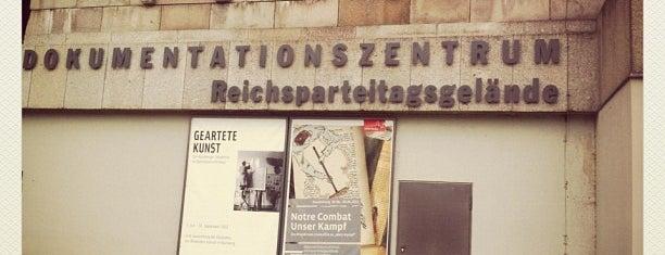 Dokumentationszentrum Reichsparteitagsgelände is one of Nürnberg.