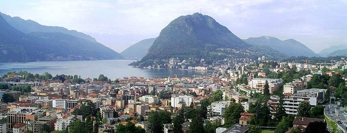 Lago di Lugano is one of Destination of the Day.