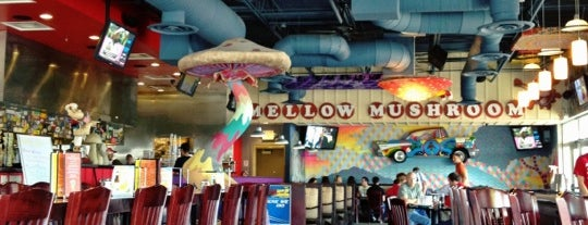 Mellow Mushroom is one of The 15 Best Places for a Pizza in Columbus.