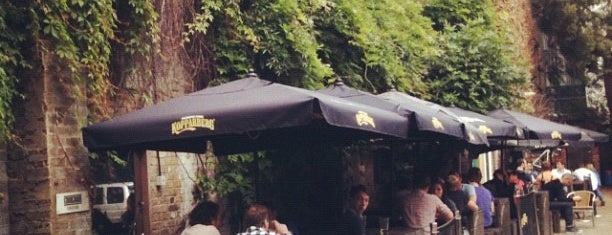 Strongroom Bar is one of Bars & clubs - London.
