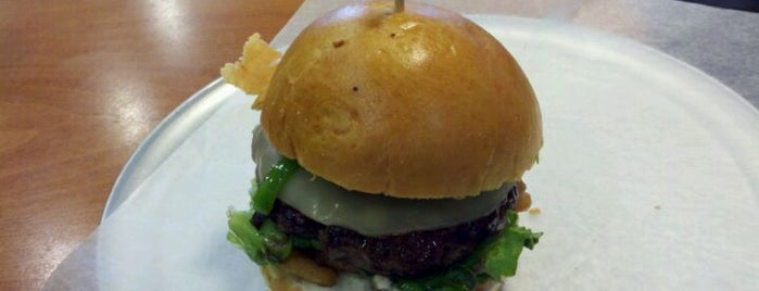Firebox Grille is one of DC Burgers.