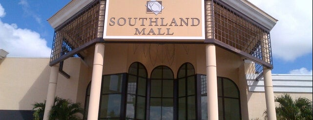 Southland Mall is one of shopaholic.