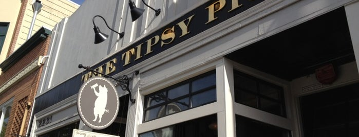 The Tipsy Pig is one of Cole Valley Environs.