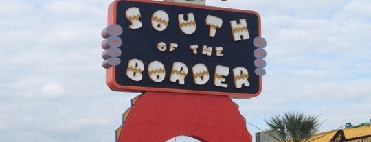 South of the Border is one of Road Trip Bucket List with Midlife Road Trip.