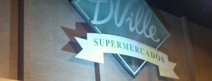 D'Ville Supermercados is one of MAYORSHIPS.