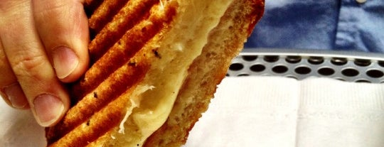 Milk Truck Grilled Cheese is one of New York.