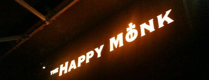 The Happy Monk is one of @ Guängzhøu.