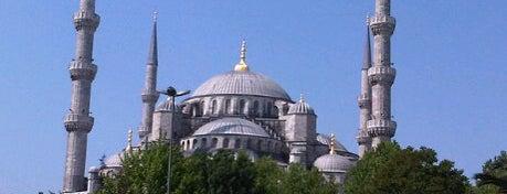 Blaue Moschee is one of Tarih/Kültür (Marmara).