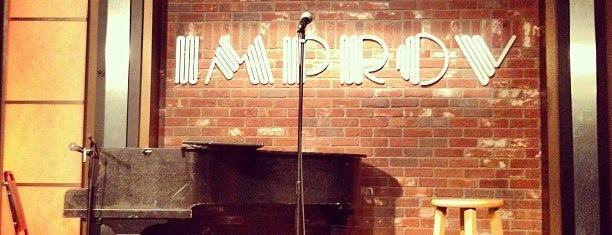 The Hollywood Improv is one of Los Angeles.