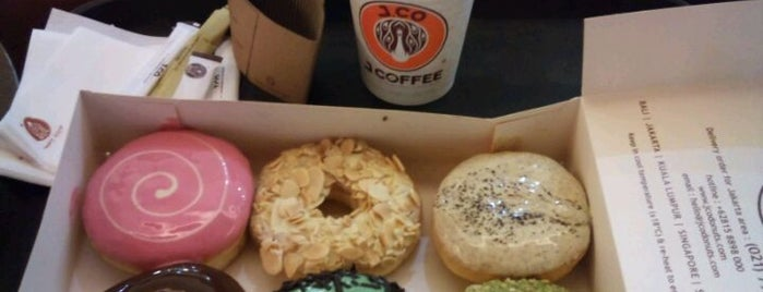 J.Co Donuts & Coffee is one of Best places in Bandung, Indonesia.
