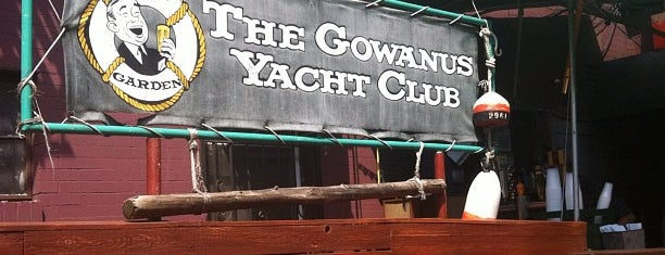 Gowanus Yacht Club is one of Great places.