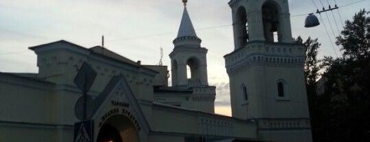 Монастырская трапезная is one of М..