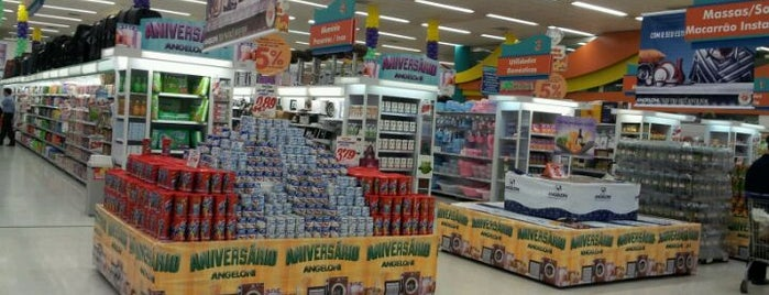 Supermercado Angeloni is one of Balneário Camboriú.