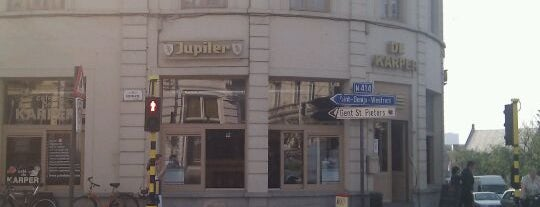 Café De Karper is one of Gentjes.