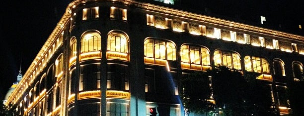 Palacio de Hierro is one of Lugares favoritos en el D.F y Edo de Mex.