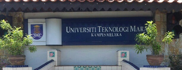 Universiti Teknologi MARA (UiTM) is one of Learning Centers,MY #5.