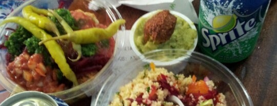 Maoz Vegetarian is one of Un vegano por favor!!.