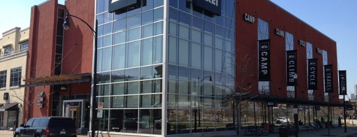 REI is one of PittsburghLove.