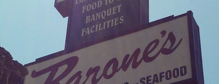 Barone's is one of Oldest Los Angeles Restaurants Part 1.