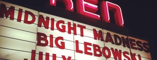 Landmark Theatres Ken Cinema is one of Favorite Haunts Insane Diego.