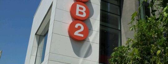 CB2 is one of Atlanta Miami.