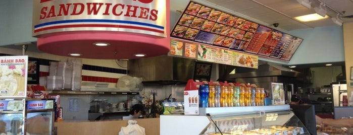 Lee's Sandwiches is one of 20 favorite restaurants.