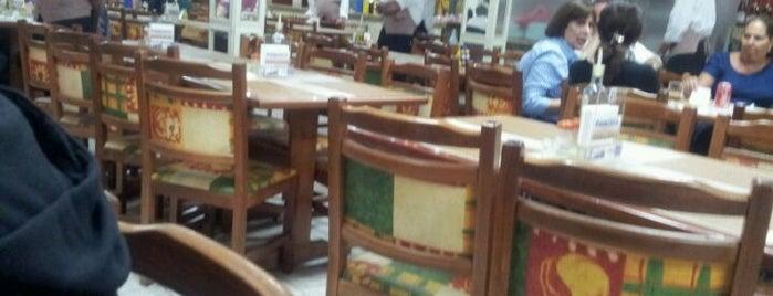 Jangada Pizzaria is one of Rio claro.