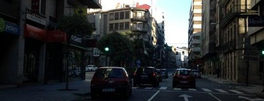 Rúa do Progreso is one of Best of Ourense ❤.