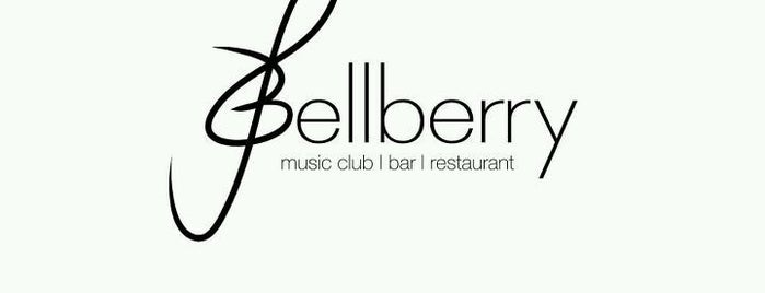 Bellberry | Music club, bar & restaurant is one of Kde koupit - FIZZ cider.