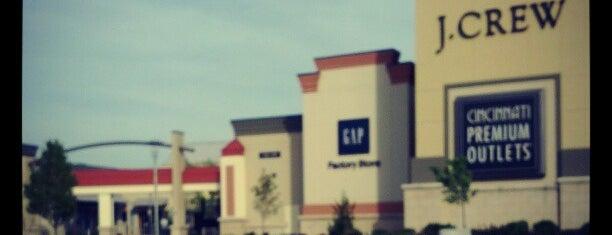 Cincinnati Premium Outlets is one of Favorite Places.
