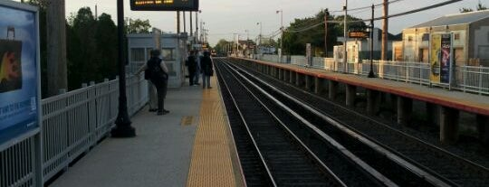 LIRR - Bethpage Station is one of my tips.
