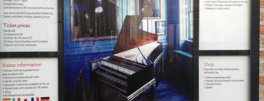 Handel & Hendrix in London is one of London's best unsung museums.