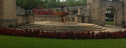 Coral Gables Entrance Park is one of Miami.